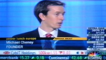 Michael Cheney on NBC TV