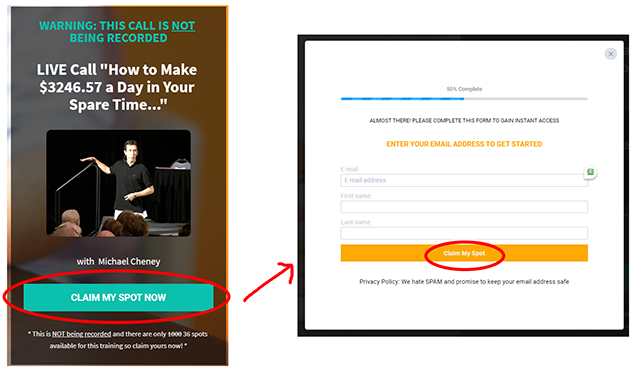 Use Consistent Calls to Action