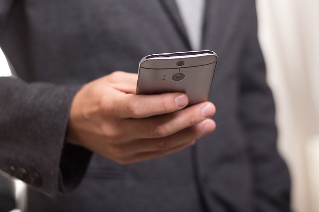 Checking Email on Mobile
