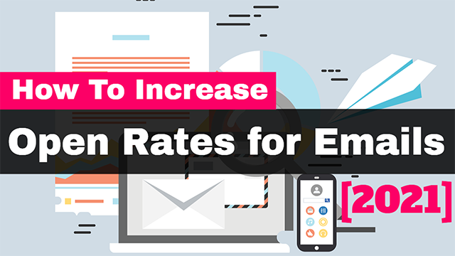 Open Rates for Emails
