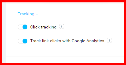 Tracking Email Performance