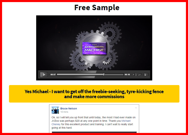 Email Follow Up Free Sample
