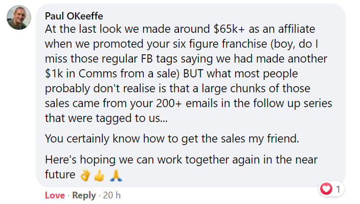 You Certainly Know How To Get Sales
