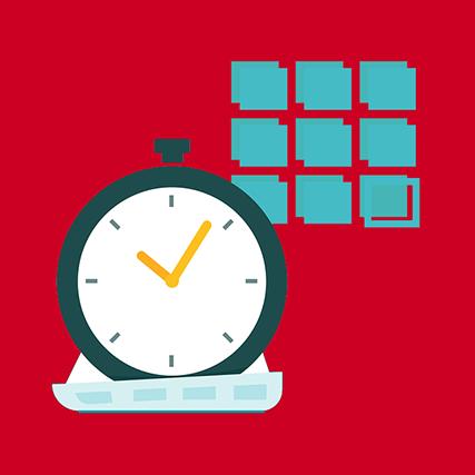 Urgency Countdown to Deadline