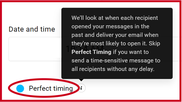 How to Send Your Email at the Perfect Time