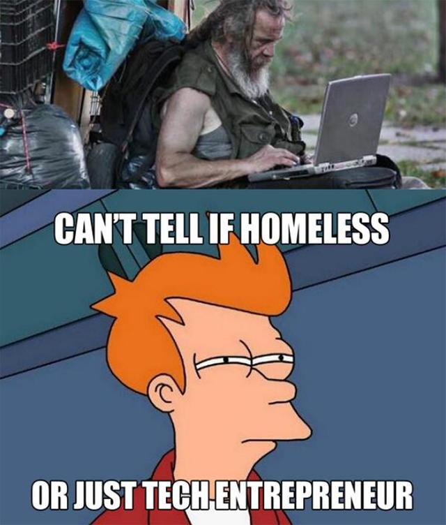 Tech Entrepreneur Meme